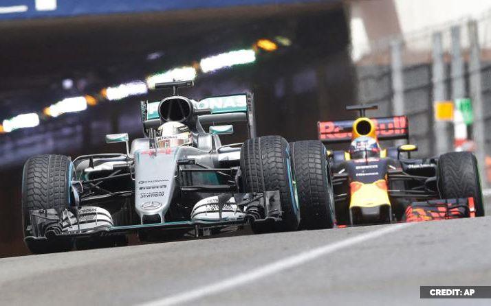 Lewis Hamilton wins Monaco GP 2016