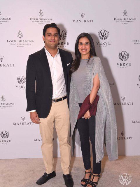 Thezeeb & Kaviraj Bhandari (IVS Global)