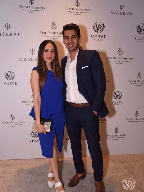 Ritika & Sameer Dattani (Actor)