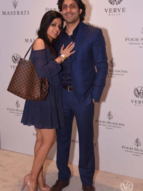 Raakhi & Akhil Sippy