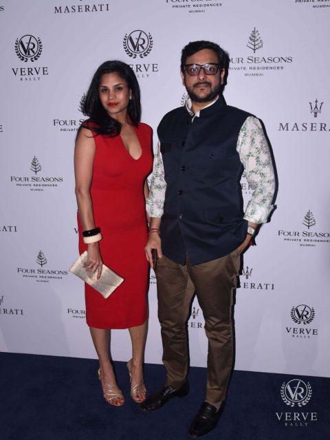 Pratima & Gaurav Bhatia (Sotheby's India)
