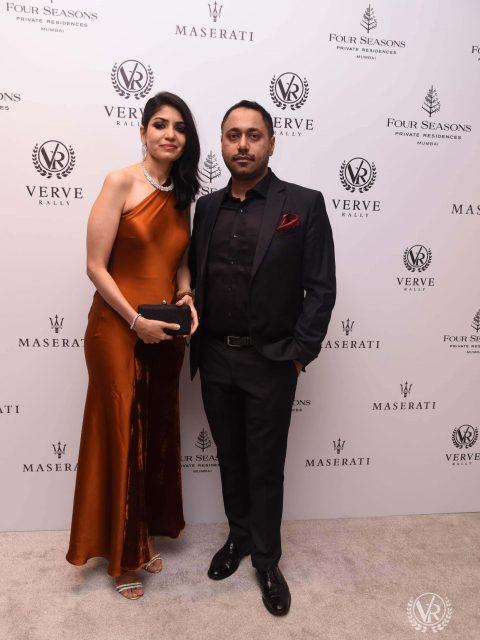 Khushboo & Sukhbir Bagga (Petal Maserati)