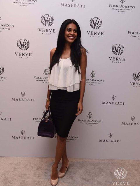 Natasha Suri (Miss World India)