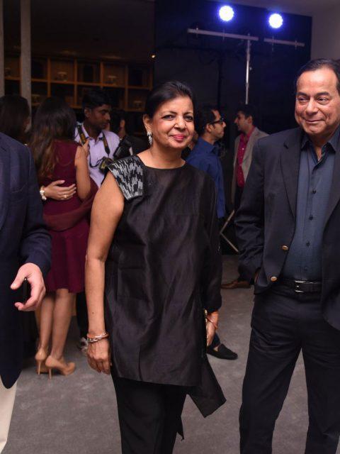 Madhu & Ravi Ruia (Essar Group)