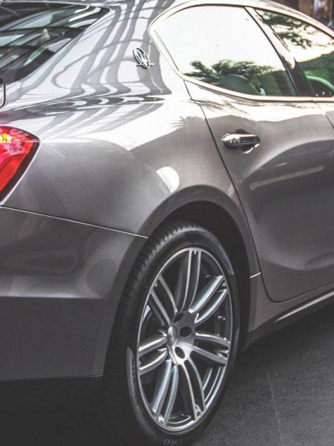 Ghibli - Petal Maserati