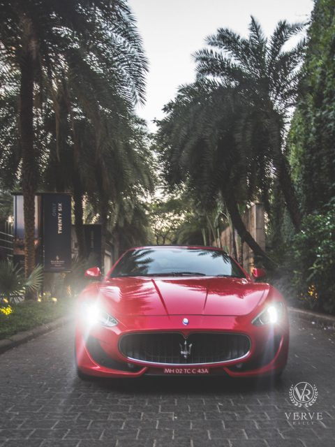 Granturismo Cabrio - Petal Maserati