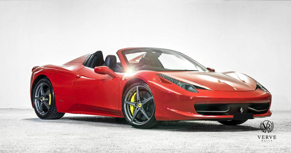 Verve-Rally-GT-Supercars---Ferrari-458-Spider