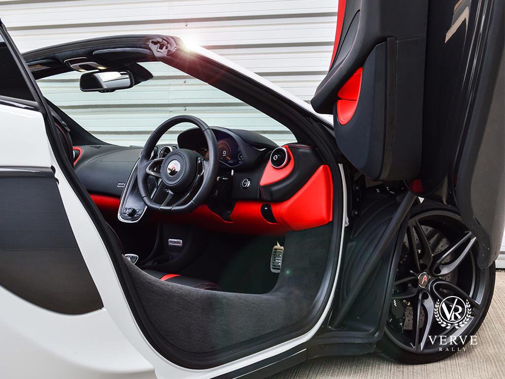 Verve-Rally-GT-Supercars---McLaren-570S-Spider-door-open