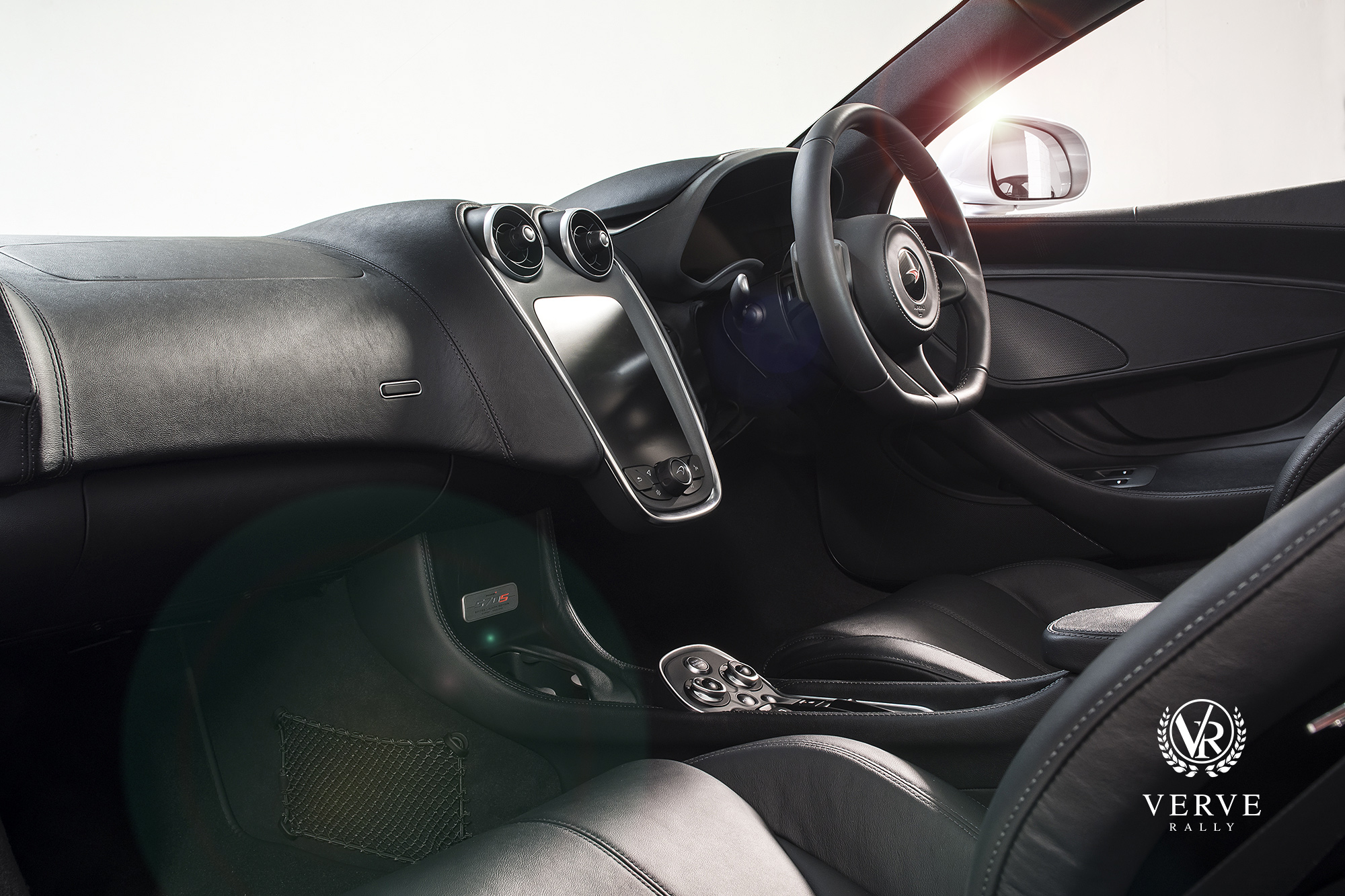 Verve-Rally-GT-Supercars---McLaren-570S-interior