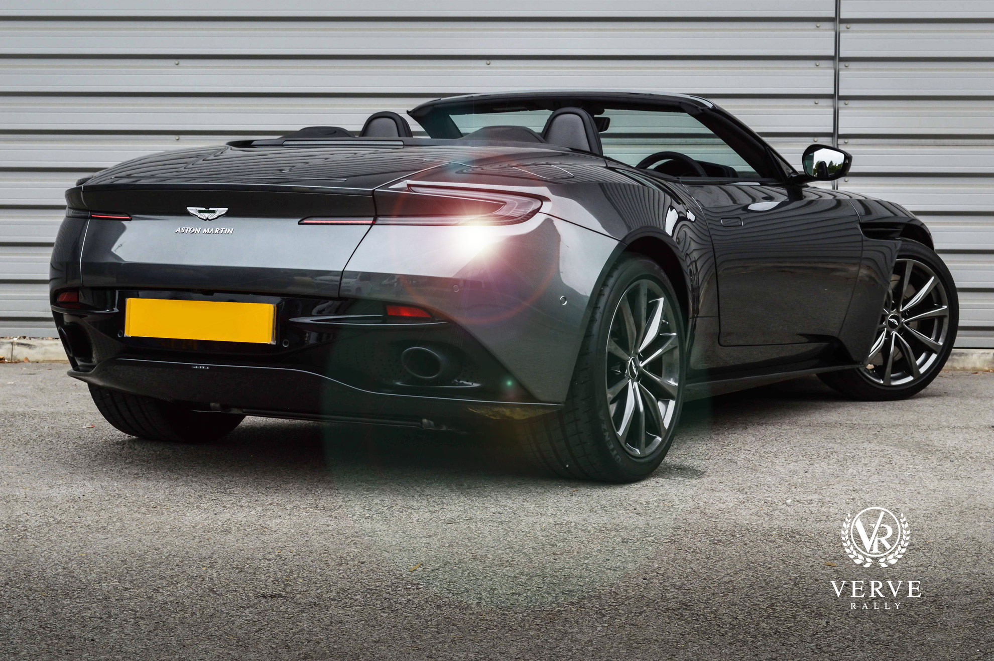 Verve Rally GT Supercars - Aston Martin DB11 (rear)